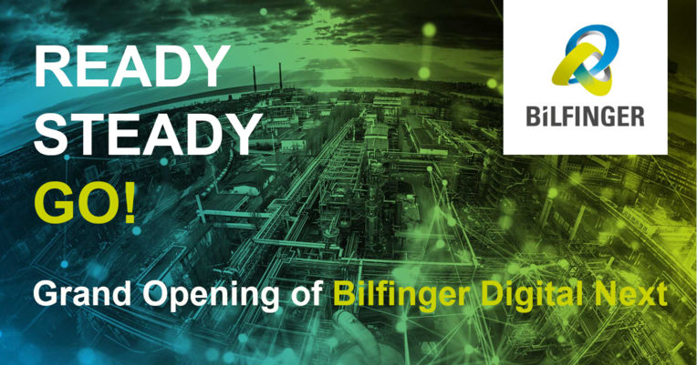 Bilfinger Digital Next - Opening of enterprise startup office